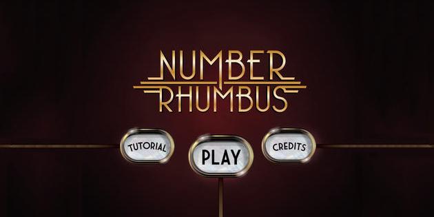 Number Rhumbus Game