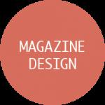 Magazine Design by Deb Anderson